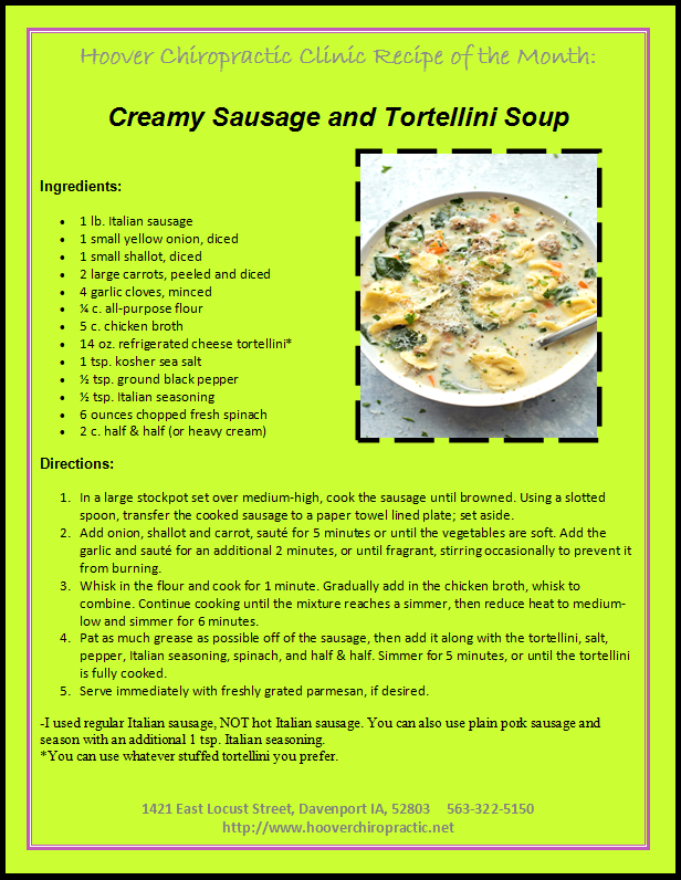 Feb 2019 recipe