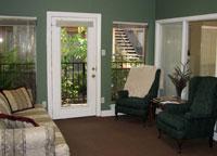 Inside House of Chiropractic in Oak Forest/ Garden Oaks