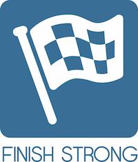 Finish Strong logo