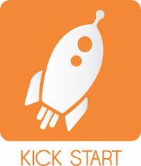 Kick Start Logo