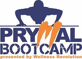 Prymal boot camp logo