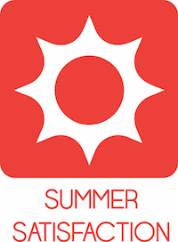 Summer Satisfaction logo