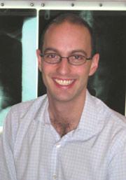 Cobham Chiropractor, Toby Colliver