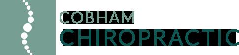 Cobham Chiropractic logo - Home