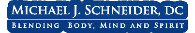 Michael J. Schneider, DC logo - Home