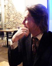 Edinburgh Chiropractor Dr. Paul Homoky of Health for Life