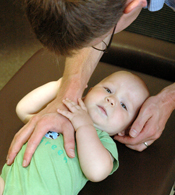 Babies need adjusting, too.