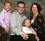 Paul, Beth Ann, Caleb, Celeste