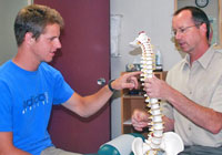 Dr David Egan, Surrey Chiropractor