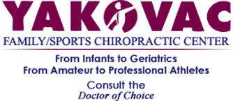 Yakovac Family/Sports Chiropractic Center logo - Home
