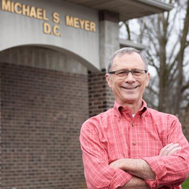 Chiropractor Elkhart, Dr. Michael Meyer