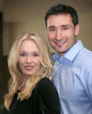 Cave Creek Chiropractor, Dr. Ricardo Lerma and his wife
