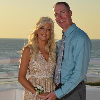 Chiropractor Auburn, Dr. Darren Avise and wife