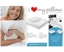Commerce Township Chirpractor I Love My Pillow