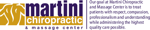 Martini Chiropractic logo - Home