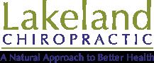 Lakeland Chiropractic logo - Home