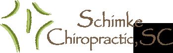 Schimke Chiropractic logo - Home