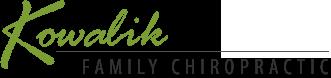 Kowalik Family Chiropractic logo - Home