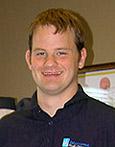 Portrait of chiropractor in Prince George, Dr. Travis Morgan