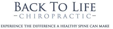 Back To Life Chiropractic logo - Home