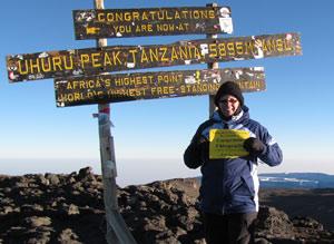 Uhuru Peak Tanzania - ?Africa's Highest Point?