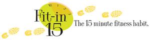 fit in 15 logo