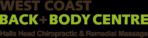West Coast Back & Body Centre logo - Home