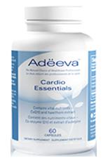 Cardio Essentials bottle