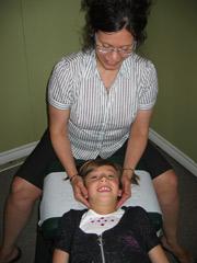 cervical adjustment