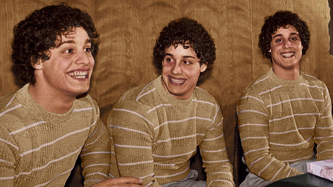 3 Identical Strangers