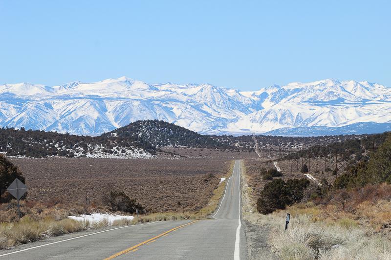 Eastern Sierra Nevada - Ken Swaim, 02/27/21