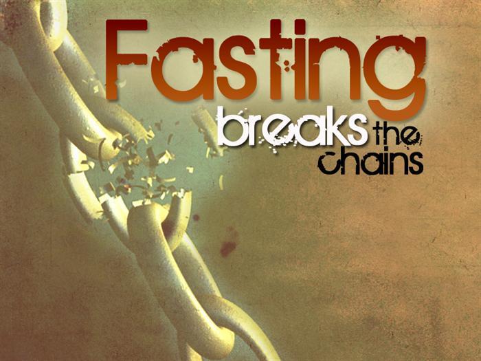 Fasting Lent