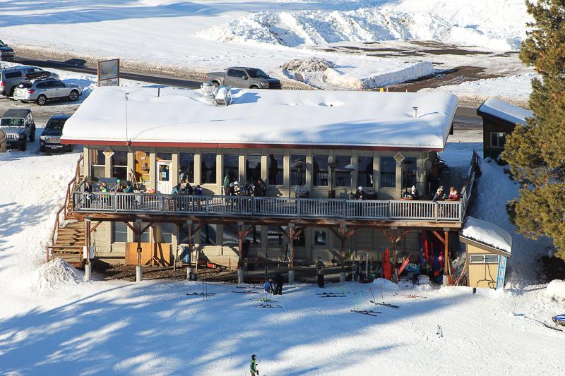Little Ski Hill Lodge, McCall, Idaho, Ken Swaim - 1/2021
