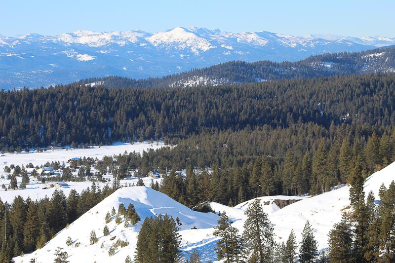 View from Little Ski Hill, Ken Swaim - 1/2021
