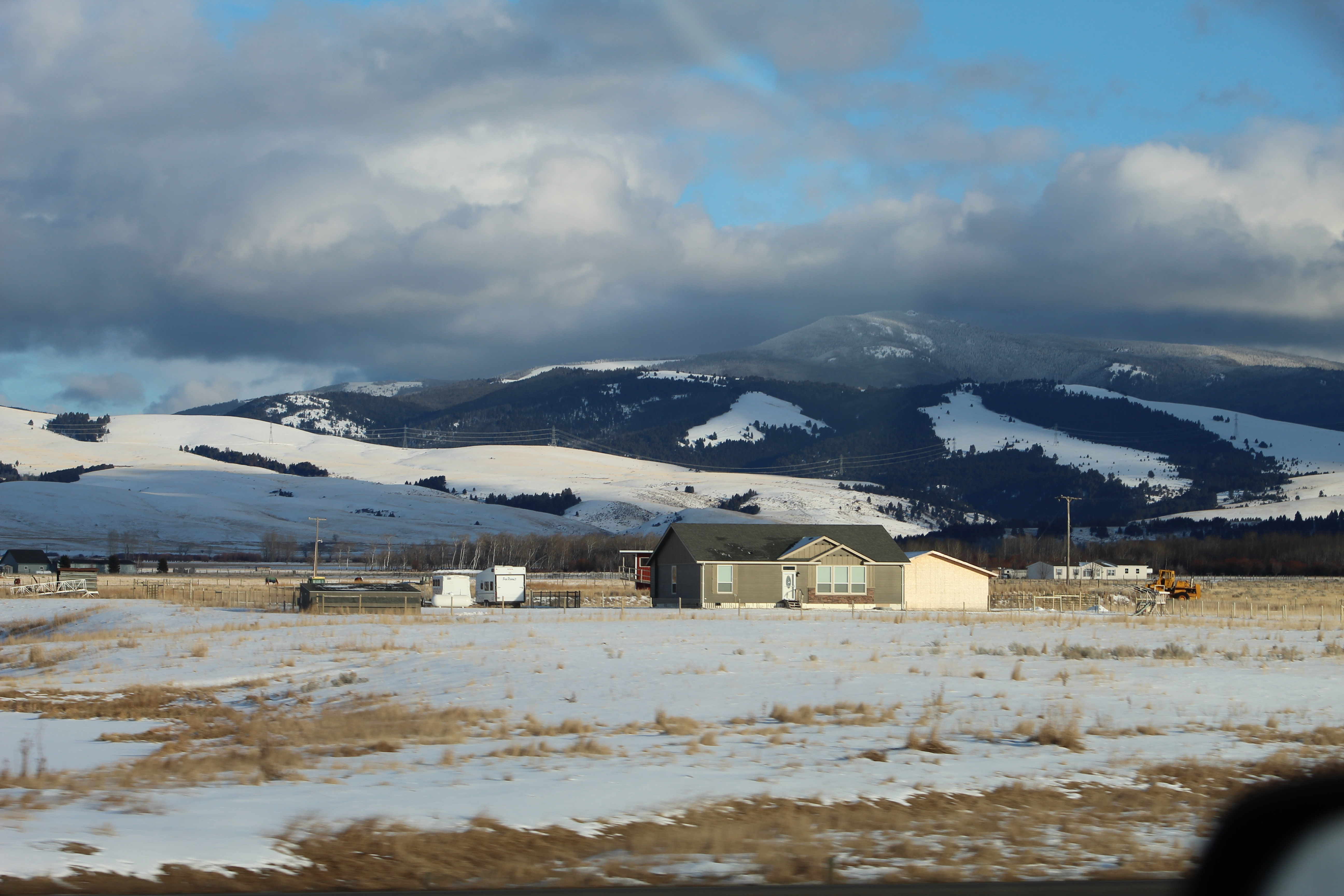Montana's Constantly Changing Skies