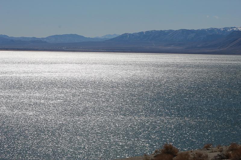 Walker Lake, NV - Ken Swaim, 02/27/21
