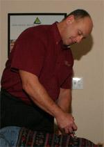 Dr. Robert M Reich, Atco Chiropractor