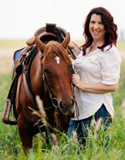 Calgary Massage Therapist, Amanda McPhail
