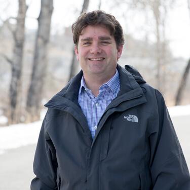 Dr Corey Fiske, Calgary Chiropractor