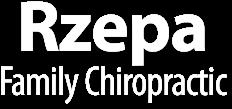 Rzepa Family Chiropractic logo - Home
