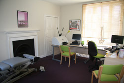 Our Orientation room