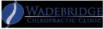 Wadebridge Chiropractic Clinic logo - Home