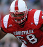 George Bussey: Louisville, Offensive Lineman