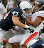 Josh Hull, Linebacker, Penn State, Rams