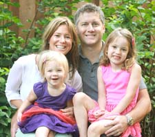 Dr. Mike and Dr. Dana with their daughters welcome you to their site!