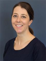 Alicia Leontieff, Chiropractor