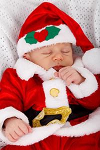 sleeping-baby-santa