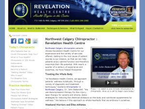 Northwest Calgary Chiropractor