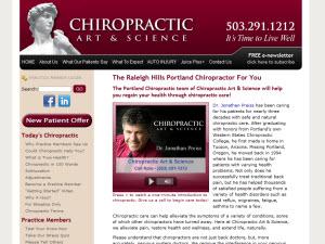 Raleigh Hills Portland Chiropractor