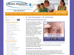 St. John's Chiropractor